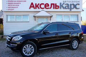 Авто Mercedes-Benz GL-Класс, 2013 года выпуска, цена 4 000 000 руб., Киров