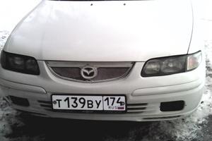 Автомобиль Mazda Capella, хорошее состояние, 2002 года выпуска, цена 180 000 руб., Челябинск