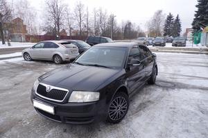 Автомобиль Skoda Superb, отличное состояние, 2007 года выпуска, цена 430 000 руб., Сергиев Посад