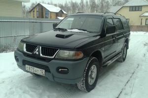 Подержанный автомобиль Mitsubishi Pajero Sport, хорошее состояние, 2006 года выпуска, цена 529 000 руб., Казань