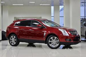 Авто Cadillac SRX, 2012 года выпуска, цена 1 155 555 руб., Москва