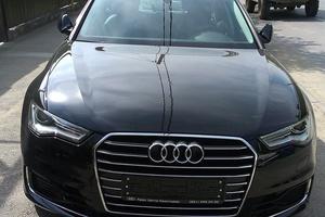 Подержанный автомобиль Audi A6, отличное состояние, 2015 года выпуска, цена 1 950 000 руб., Краснодар