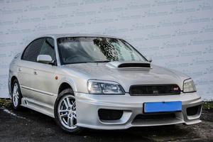 Авто Subaru Legacy, 2001 года выпуска, цена 345 000 руб., Екатеринбург