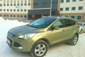 Автомобиль Ford Kuga, отличное состояние, 2013 года выпуска, цена 1 050 000 руб., Когалым