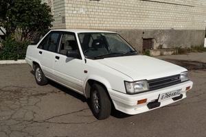 Автомобиль Toyota Corsa, хорошее состояние, 1986 года выпуска, цена 95 000 руб., Хабаровск