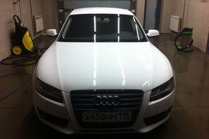Подержанный автомобиль Audi A5, отличное состояние, 2009 года выпуска, цена 950 000 руб., Казань