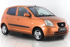 Авто Kia Picanto, 2006 года выпуска, цена 279 000 руб., Ростовская область