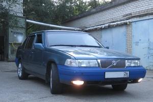 Автомобиль Volvo 960, хорошее состояние, 1997 года выпуска, цена 150 000 руб., Ставрополь