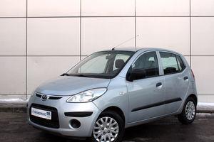 Авто Hyundai i10, 2009 года выпуска, цена 329 000 руб., Москва