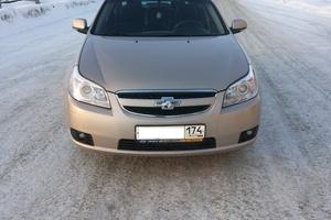 Подержанный автомобиль Chevrolet Epica, хорошее состояние, 2012 года выпуска, цена 490 000 руб., Челябинск