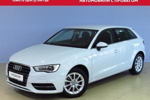 Авто Audi A3, 2015 года выпуска, цена 1 020 000 руб., Москва