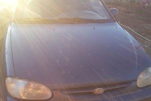 Автомобиль Kia Sephia, отличное состояние, 1999 года выпуска, цена 125 000 руб., Краснодар