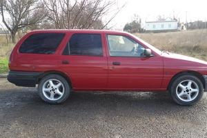 Автомобиль Ford Escort, среднее состояние, 1992 года выпуска, цена 70 000 руб., Симферополь