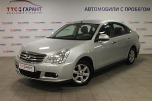 Подержанный автомобиль Nissan Almera, отличное состояние, 2013 года выпуска, цена 445 000 руб., Казань