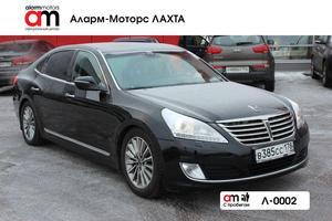 Авто Hyundai Equus, 2013 года выпуска, цена 1 250 000 руб., Санкт-Петербург