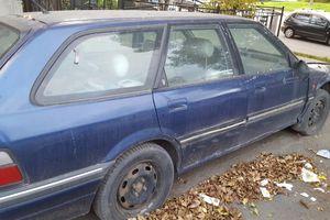 Автомобиль Rover 400 Series, битый состояние, 1998 года выпуска, цена 60 000 руб., Ленинградская область