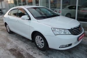 Авто Geely Emgrand, 2013 года выпуска, цена 347 000 руб., Краснодар