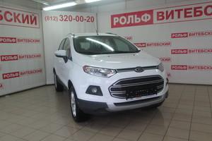 Авто Ford EcoSport, 2016 года выпуска, цена 1 101 360 руб., Санкт-Петербург