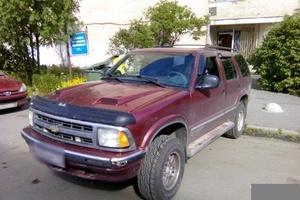 Автомобиль Chevrolet Blazer, хорошее состояние, 1995 года выпуска, цена 250 000 руб., Санкт-Петербург