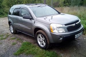 Автомобиль Chevrolet Equinox, отличное состояние, 2004 года выпуска, цена 450 000 руб., Владимир