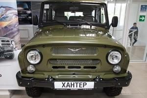 Авто УАЗ Hunter, 2016 года выпуска, цена 674 990 руб., Москва