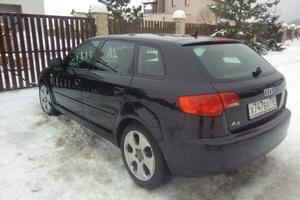 Подержанный автомобиль Audi A3, хорошее состояние, 2005 года выпуска, цена 400 000 руб., Наро-Фоминск