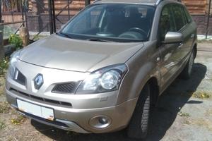 Подержанный автомобиль Renault Koleos, отличное состояние, 2011 года выпуска, цена 790 000 руб., Челябинск