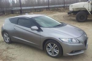 Подержанный автомобиль Honda CR-Z, хорошее состояние, 2010 года выпуска, цена 560 000 руб., Мегион