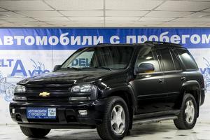 Авто Chevrolet TrailBlazer, 2008 года выпуска, цена 480 000 руб., Москва