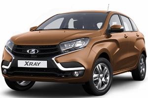Авто ВАЗ (Lada) XRAY, 2017 года выпуска, цена 572 900 руб., Краснодар