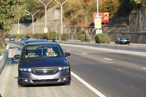 Подержанный автомобиль Honda Odyssey, хорошее состояние, 2004 года выпуска, цена 450 000 руб., Раменское