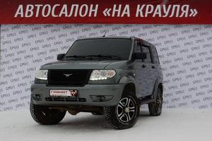 Авто УАЗ Patriot, 2014 года выпуска, цена 599 196 руб., Екатеринбург