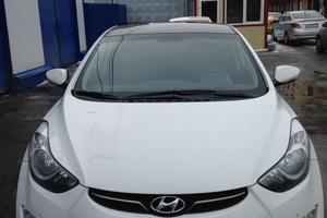 Подержанный автомобиль Hyundai Elantra, отличное состояние, 2012 года выпуска, цена 810 000 руб., Химки