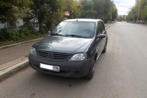 Подержанный автомобиль Renault Logan, хорошее состояние, 2009 года выпуска, цена 200 000 руб., Елабуга