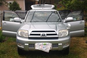 Автомобиль Toyota Hilux Surf, хорошее состояние, 2005 года выпуска, цена 1 000 000 руб., Новосибирск