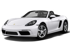 Авто Porsche Boxster, 2016 года выпуска, цена 5 601 165 руб., Москва