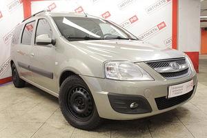 Подержанный автомобиль ВАЗ (Lada) Largus, , 2013 года выпуска, цена 347 990 руб., Казань