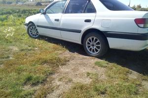 Автомобиль Toyota Carina, хорошее состояние, 1998 года выпуска, цена 209 000 руб., Омск