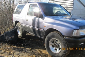 Автомобиль Opel Frontera, хорошее состояние, 1993 года выпуска, цена 155 000 руб., Тула