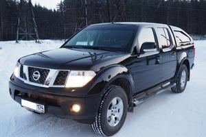 Подержанный автомобиль Nissan Navara, отличное состояние, 2008 года выпуска, цена 999 000 руб., Верхний Уфалей