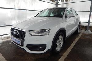 Подержанный автомобиль Audi Q3, отличное состояние, 2011 года выпуска, цена 899 000 руб., Москва