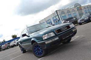 Авто Audi 80, 1994 года выпуска, цена 205 000 руб., Москва