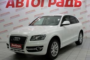 Подержанный автомобиль Audi Q5, отличное состояние, 2012 года выпуска, цена 969 000 руб., Москва