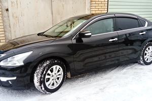 Подержанный автомобиль Nissan Teana, отличное состояние, 2014 года выпуска, цена 900 000 руб., Химки