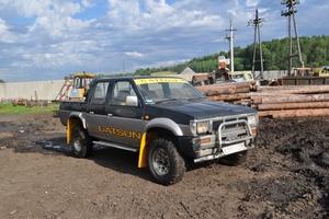 Автомобиль Nissan Datsun, хорошее состояние, 1992 года выпуска, цена 380 000 руб., Ангарск