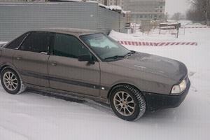 Автомобиль Audi 80, хорошее состояние, 1988 года выпуска, цена 150 000 руб., Москва