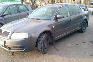 Подержанный автомобиль Skoda Superb, хорошее состояние, 2005 года выпуска, цена 420 000 руб., Магнитогорск