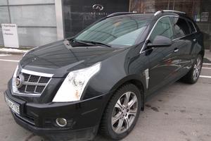 Авто Cadillac SRX, 2012 года выпуска, цена 1 200 000 руб., Санкт-Петербург