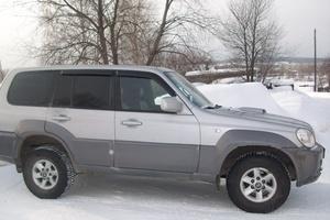Автомобиль Hyundai Terracan, хорошее состояние, 2003 года выпуска, цена 400 000 руб., Кушва