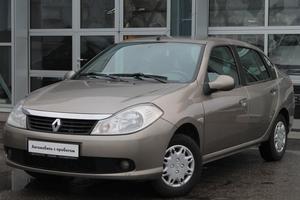 Авто Renault Symbol, 2008 года выпуска, цена 285 000 руб., Санкт-Петербург